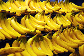 Yellow bananas-garden-fruits-herbs-and-vegetables