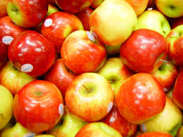 Red apples-garden-fruits-herbs-and-vegetables