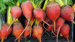 Nutritional facts about beets