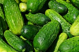 Nutritional facts about cucumbers