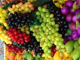 Colorful grapes-nutritional-facts-about-grapes