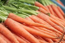 Nutritional facts about carrots