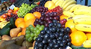 store fruits