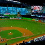 Grass in stadium-turf-disease