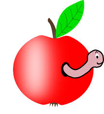 Red apple-gardening-for-kids