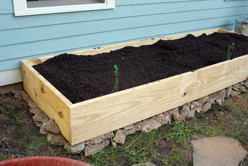 Raised bed gardening ideas Edens garden
