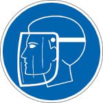 Safety shield-landscape-safety-gear