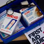 First aid kit-landscape-safety-gear