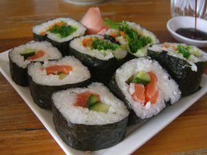 Sushi seaweed rap-seaweed-and-gardening