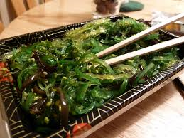 Seaweed added to salad-seaweed-and-gardening