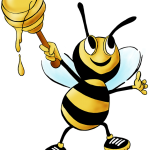 Honey bee makes honey-home-remedies-for-cold-and-flu
