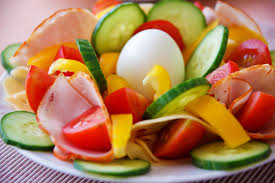 Salad-Super fat burning foods
