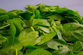 Nutritional facts of spinach-spinach