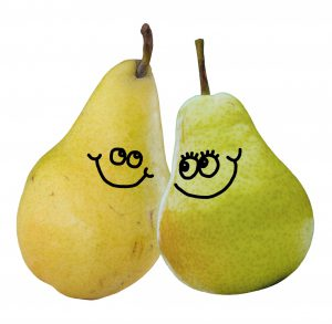 Smiling pears-health-benefits-of-pear
