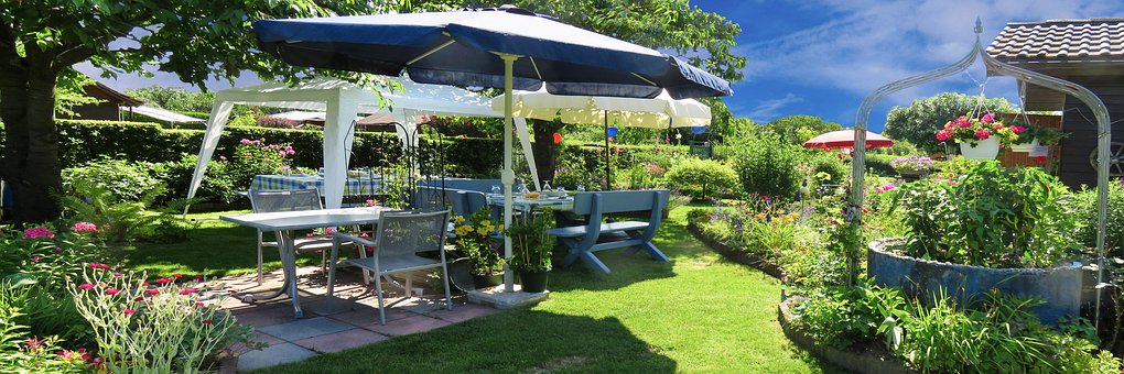 Outdoor garden furniture design