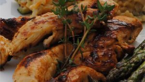 Lemon thyme chicken-healthy-diet-on-a-budget