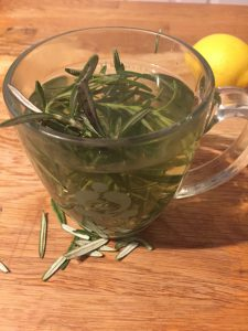 Rosemary tea-rosemary- tea- benefits