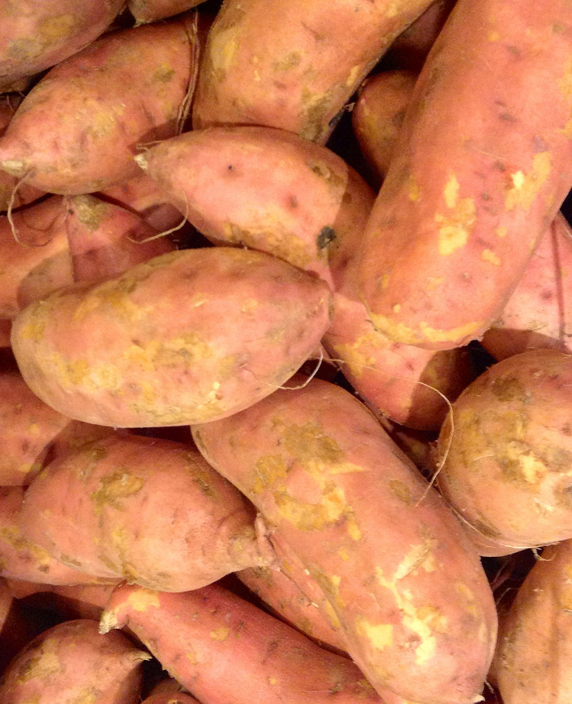 Sweet Potatoes-growing-vegetables-indoors