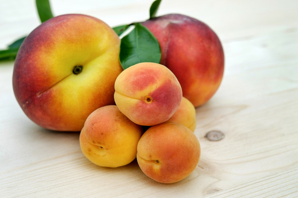 Peaches-Natural- remedies- for- anxiety- and- stress